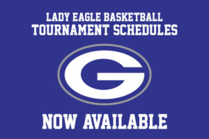 Upcoming Tournament Schedules Posted